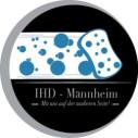 Logo IHD Mannheim