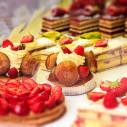 Bild: Ihr Landbäcker im Plus-Markt in Potsdam