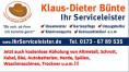 Bild: Ihr Serviceleister Klaus-Dieter Bünte in Monheim am Rhein