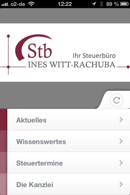 Bild: Ihr Steuerbüro Ines Witt-Rachuba in Recklinghausen, Westfalen