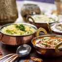 Bild: Indisches Restaurant in München
