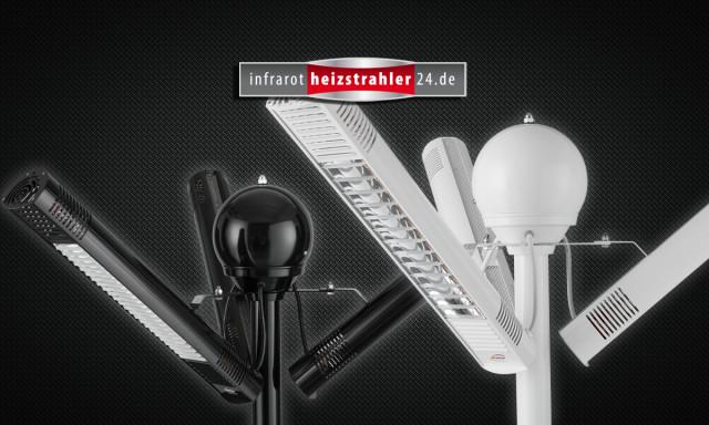 Bild: Infrarotheizung, Terrassenheizung & Heizstrahler Online-Shop Infrarotheizstrahler24.de in Rosbach vor der Höhe