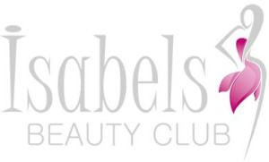 Logo Isabels Beauty Club