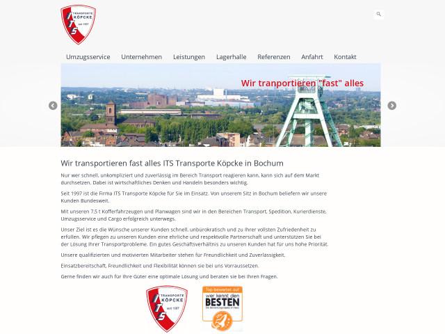 http://www.its-transporte-koepcke.de