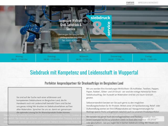 http://www.wallraff-siebdruck-wuppertal.de/