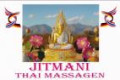 Logo Jitmani Thai & Wellness Massagen