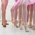 Jump in Tanzschule