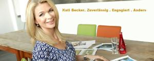 Immobilienmaklerin Kati Becker