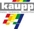 Logo Kaupp GmbH Karosserie- & Fahrzeuglackierzentrum