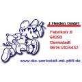 KFZ Werkstatt J. Heiden GmbH - KFZ Werkstatt in Darmstadt