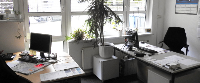 Büro Vertrieb