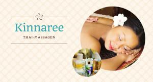 Logo Kinnaree Thai-Massagen