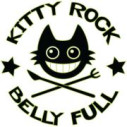 Logo Kitty Rock Belly Full