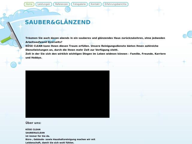 http://www.koeseclean.de/