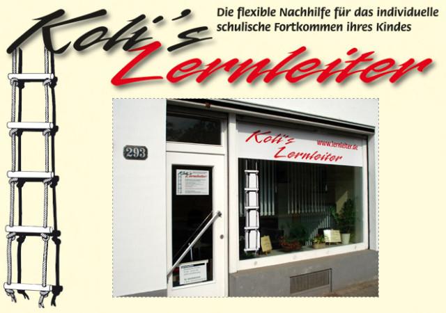 Bild: Koli's Lernleiter in Frankfurt am Main
