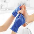 Kosmetik und Fußpflege