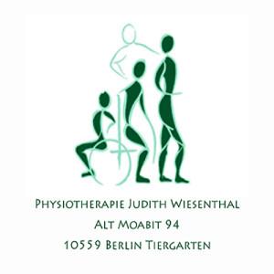 Krankengymnastik Berlin Tiergarten - Judith Wiesenthal