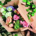 Kreativ mit Blumen