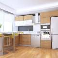 Küchenidee Kiefer