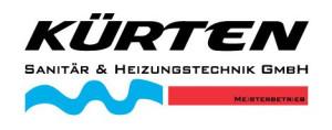 Logo Kürten, Sanitär und Heizungstechnik