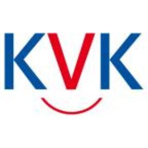 Logo KVK Kommunale Versorgungskassen Kurhessen-Waldeck