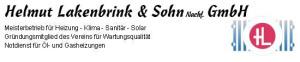 Logo Lakenbrink Helmut u. Sohn Nachf. GmbH