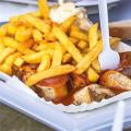 Larges Grill- u. Schlemmerecke