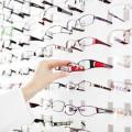 Leuchtges Augenoptik