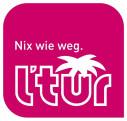 Logo L'TUR Tourismus AG
