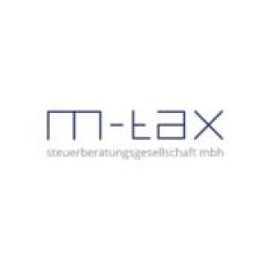 Logo m-tax steuerberatungsgesellschaft mbH