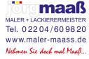 Bild: Maler-und Lackierermeister Jörg Maaß in Bergisch Gladbach