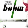 Malerbetrieb Bohm