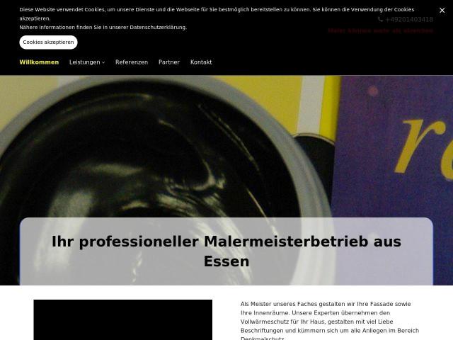 http://www.maler-rickers.de/