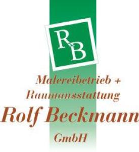 Logo Malereibetrieb Rolf Beckmann GmbH