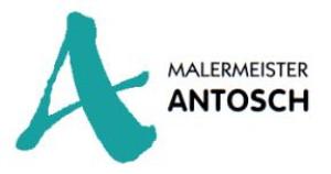 Logo Malermeister M. Antosch