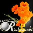 Logo Massagestudio Ruhepunkt