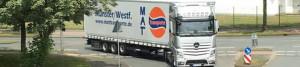 Logo MAT Transporte GmbH
