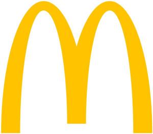 Logo McDonald's Lübeck