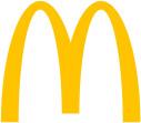Logo McDonald's Restaurant am Europaplatz