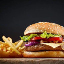 Bild: McDonald's Restaurant in Hamburg