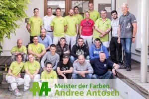 Logo Meister der Farben Andree Antosch GmbH