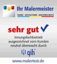 Logo Meisterbetrieb für feine Malerarbeiten Inh. Markes Reimann
