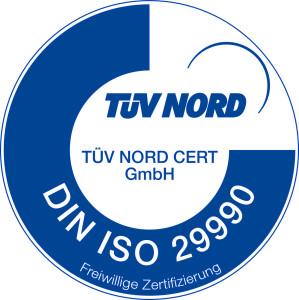 Mentorium ist Marktführer für Studentenservices &wurde für die Qualität der Arbeit TÜV-Zerti fiziert