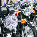 Merkel Roller Motorrad Motorräder