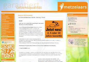 Logo Metzelaars