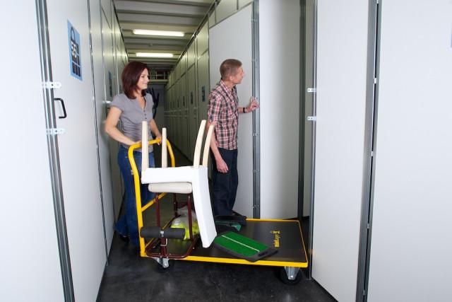 Lagerraum mieten - selfstorage - Mietlager 4U