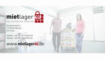 Bild: mietlager4U - Selfstorage - Center in Reutlingen
