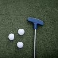 Mini-Golf-Anlage