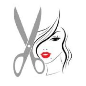 Logo Mobiler Friseur - Alexandra Schimion