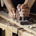Möbeloberflächen Montagebau